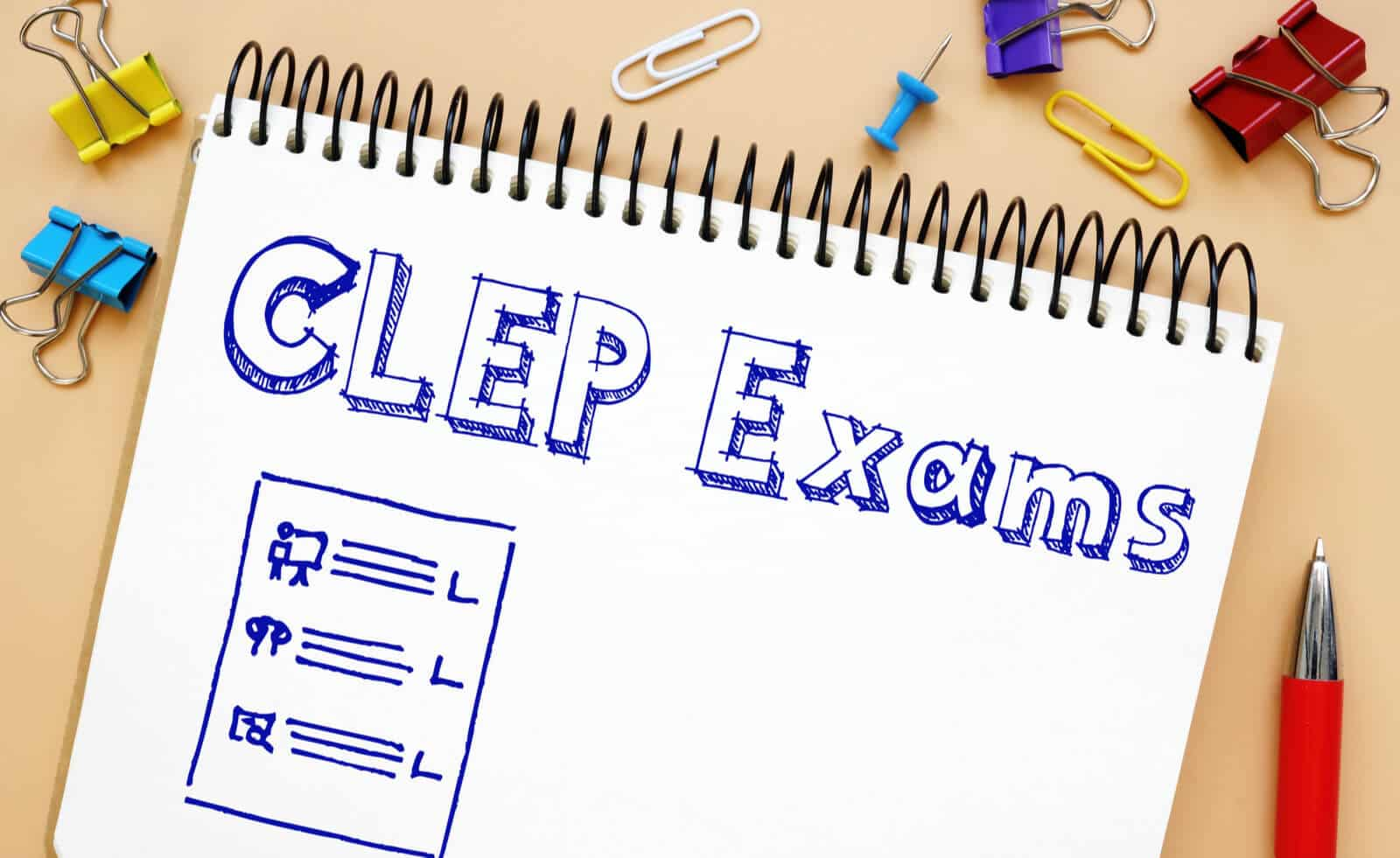 3 Tips on How to Prepare for CLEP Exams header