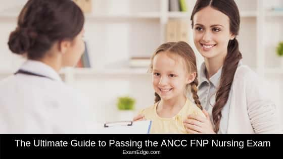The Ultimate Guide to Passing the ANCC FNP Nursing Exam header