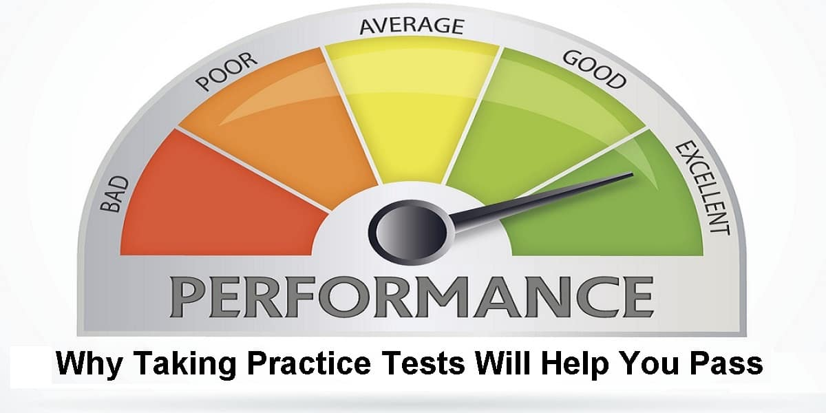 Why Taking Practice Tests Will Help You Pass Exam header
