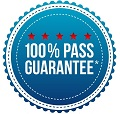 100% Passing Guarantee