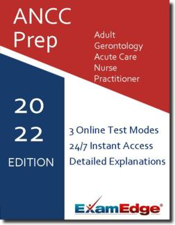 ANCC Adult-Gerontology Acute Care Nurse Practitioner Product Image