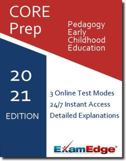 CORE Pedagogy Early Childhood Education Product Image