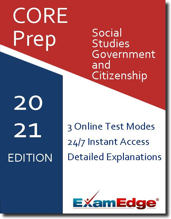 CORE Social Studies Government and Citizenship  image thumbnail