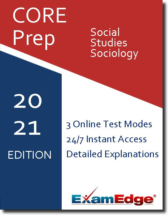 CORE Social Studies Sociology  image thumbnail