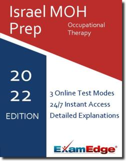Israel MOH Occupational Therapy Product Image
